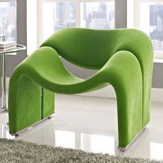 Cusp Lounge Chair @scrapwedo