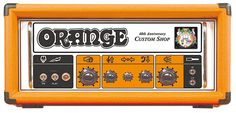 Orange amps launch two 40th anniversary limited edition guitar ...