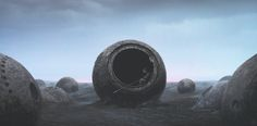 """""""The Way We Fall"""": Eerie Illustrations Of An Apocalyptical World By Yuri Shwedoff Illustrations, Illustration Art, Monet, Yuri Shwedoff, Post Apocalyptic Series, Academic Art, Matte Painting, Sci Fi Art, New Art"""
