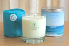 Coastal Day -  young coconut, subtle notes of vanilla bean and cream