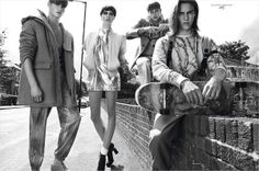 Urbohemia Vogue Hommes International