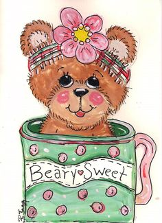 54 best my teddy bears images on pinterest my teddy bear greeting my teddy bear greeting cards painting m4hsunfo