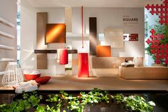 #FlashbackFriday / #CERSAIE 2011 / #SQUARE Composition designed by Ludovica+Roberto Palomba