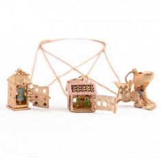 hidden fairytale charms collection, N2 Paris.