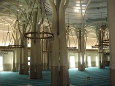 Moschea - sala principale 00531 - Paolo Portoghesi - Wikipedia