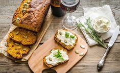 Pumpkin Bread with O'Live A Little Blood Orange Olive Oil