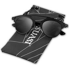 84513943219 Retro Classic Designer Inspired Women Sunglasses Metal Eyewear so Real -  Black - CJ1259WK9OR - Women s