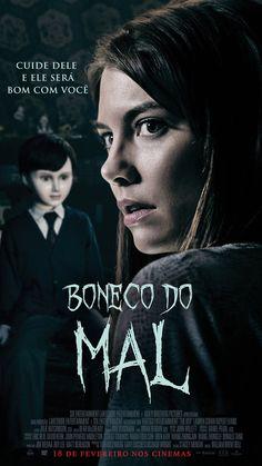 'Boneco do Mal', acompanha a história de Greta (Lauren Cohan), uma garota que aceita o..