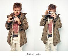 August / September-KIDS-LOOKBOOK   ZARA United States