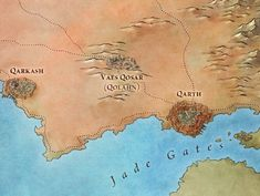 Game Of Thrones Gets OFFICIAL Book Of Maps @Kirsten Cronin