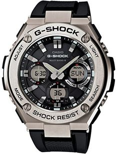 CASIO G-SHOCK G-STEEL GST-W110-1AJF Men Casio