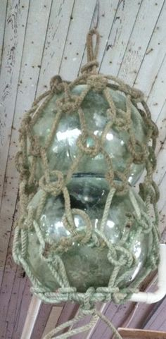 Glass Floats - Nautical Antique Warehouse