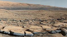 En Marte existieron lagos