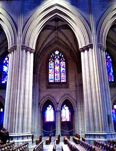 Canned-Time.com February Omnium-Gatherum : The National Cathedral