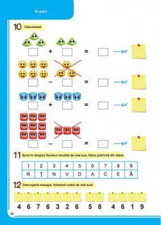 Caiet pentru vacanta - Clasa Pregatitoare Periodic Table, It Works, Child, School, Food, Special Education, Periodic Table Chart, Boys, Kid