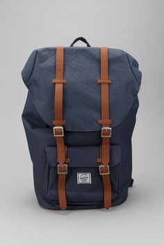 Herschel Supply Co. Little America Weather Backpack - Urban Outfitters Herschel Backpack, Hiking Backpack, Laptop Backpack, Backpack Bags, Herschel Supply Co, Brushed Metal, My Guy, Swagg, Urban Outfitters