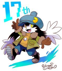 Klonoa is awesome too (especially when PAC-MAN appears on his hat!)