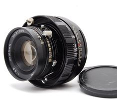 **Exc+++** Mamiya Sekor 100mm f3.5 Lens for Universal Press Super 23 From Japan #Mamiya