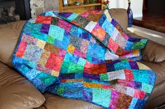 Mountain Quiltworks: February Goal Finished for A Lovely Year of Finishes