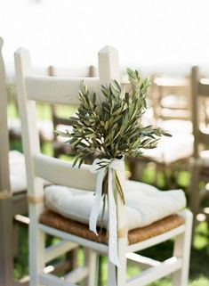 40 Awesome Wedding Chair Decoration Ideas for Reception