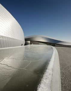 The Blue Planet Aquarium, Denmark - designed by 3XN; engineered by Moe  Brødsgaard