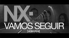 NX ZERO - Vamos Seguir (Videoclipe) - YouTube