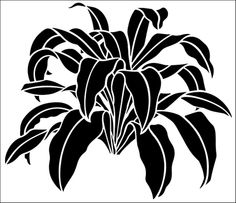 Corn Palm stencil from The Stencil Library GARDEN ROOM range. Paper Artwork, Metal Artwork, Bat Template, Plasma Cutter Art, Stencils Online, Coloring Pages, Colouring, Stencil Patterns, Nature Tree