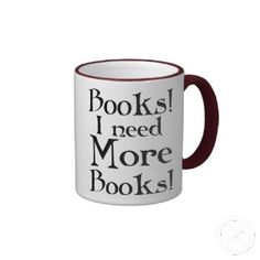 Shop Funny Book Addict Mug created by booklovergifts. Personalize it with photos & text or purchase as is! Tea And Books, I Love Books, My Books, Enough Book, Gifts For Readers, What Book, Book Reader, Custom Mugs, Book Nerd
