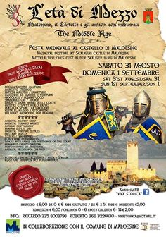 """Età di Mezzo"" Festa Medievale a Malcesine #NewsGC"