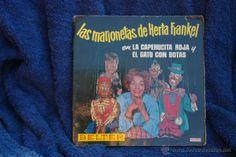 LAS MARIONETAS DE HERTA FRANKEL EN LA CAPERUCITA ROJA Y EL GATO CON BOTAS-