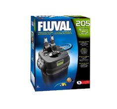 Fluval External Canister Filter 205 - 200 Ltr Online Pet shop http://www.dogspot.in/shop/