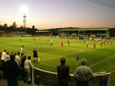 Twerton Park - Home of Bath City British Football, English Football League, Bath City Fc, Premier League, Bristol Rovers, European Soccer, Football Stadiums, Park Homes, Celebration Quotes