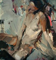 figure painting | Figures by Vladimir Semenskiy, via Behance