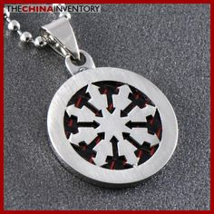 STAINLESS STEEL CARBON FIBER ROUND TAG PENDANT P0358 Loose Diamonds For Sale, Carbon Fiber, Stainless Steel, Personalized Items, Pendant, Pendants