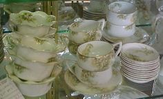 antique dinnerware sets | 180 Piece Rosenthal Dinnerware Set
