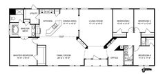 Interactive Floorplan 09b6604k 73bul32764eh Clayton Homes Of Festus Festus Mo Floor Plans House Plans Clayton Homes