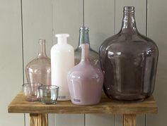 MrsBLOOM Spring-Summercollection 2013 - Bottles.                Verkrijgbaar bij Living-in