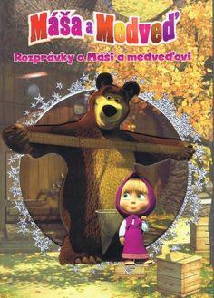 Dobrodružstvo Máše a medveďa pokračuje!   Viac: http://www.bux.sk/knihy/218862-masa-a-medved-rozpravky-o-masi-a-medvedovi.html