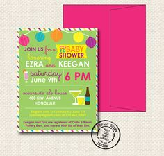 A baby is a brewing coed customizable baby shower invitation baby a baby is a brewing coed customizable baby shower invitation baby shower pinterest babies etsy and shower invitations filmwisefo
