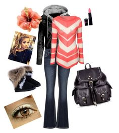 Summer/Winter by scottishraven on Polyvore featuring polyvore, fashion, style, Jane Norman, LE3NO, maurices and Rimmel