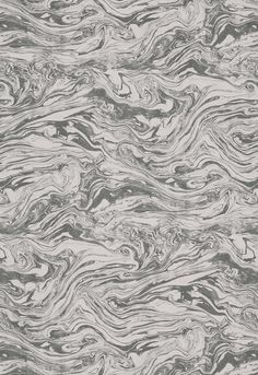 Romeo Wallcovering in Color Carrara. Gray Marble Wallcovering.   sku=5006890