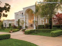 Luxury Home Magazine Sacramento #Luxury #Homes #Estates #Mansions #Architecture #Landscape