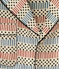 marni--great patterned fabric, even if I do hate pajamas
