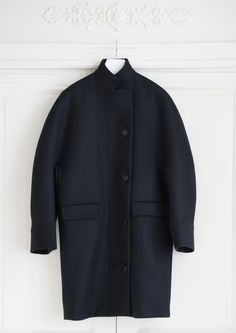 Getting to Simple is Complicated; Let Someone Else Do it for You/Balenciaga Coat