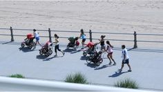 Great tips for stroller workouts