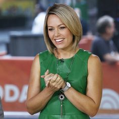CONGRATS!: 'Today' Star Dylan Dreyer is Pregnant With Baby No. 1