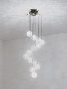 Sweet Light Spirale - Fil de Fer - Catellani & Smith (=)