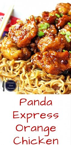 Tender Chicken Thighs fried crisp and tossed in that magical Panda Express Orange Chicken Sauce! This copycat will make you dance a little in your chair as you eat it because it is just right on the m (Orange Chicken Meals) Asian Recipes, Great Recipes, Dinner Recipes, Panda Express Orange Chicken, Orange Panda, Express Chicken, Asian Cooking, Mets, Restaurant Recipes