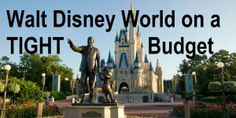 """""""I'm a Disney finatic  a frugal living expert. I've written a FABULOUS real life, family series of articles on how to take a Walt Disney World Vacation on a Tight Budget. These are ideas, tips and suggestions you won't see anywhere else. I have 4 kids  we vacation at Disney EVERY year within a budget. You can do it too.... Click through to read!"""""""
