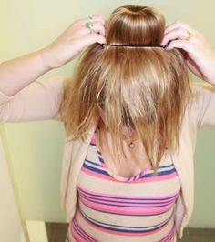 3 (Under 5 Minute!) Hairstyles For Hot Messes Like Me! - xoJane